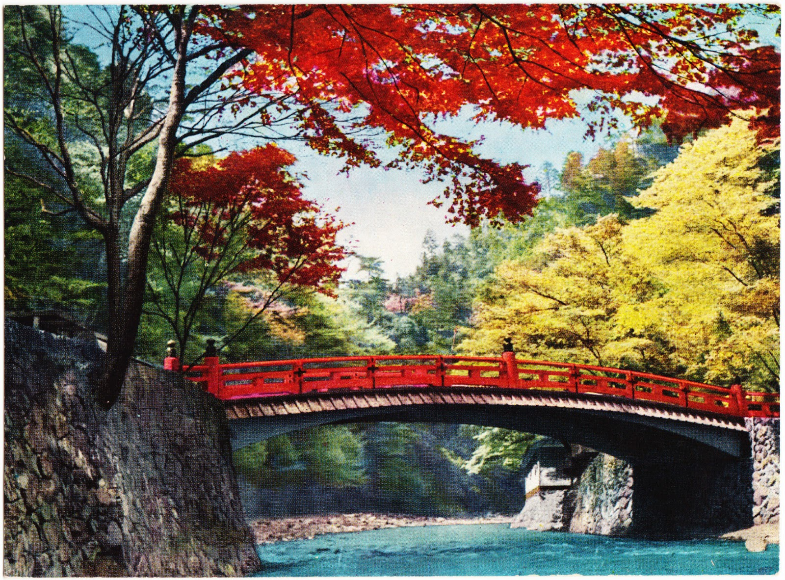 Papergreat 4 21 13 28 Tree Diagram Woodsy Stuff Pinterest Postcard Of Bridge In Takao Japan See More Postcards From Here