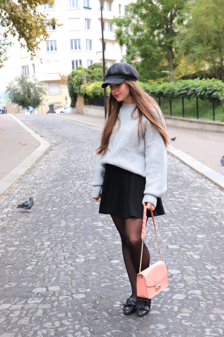 look blogueuse paris