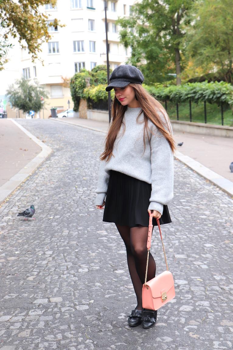 look blogueuse paris