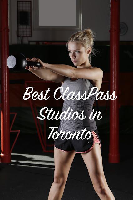 ClassPass Studios in Toronto