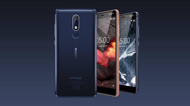 مواصفات وسعر هاتف  Nokia 3.1 بالصور والفيديو