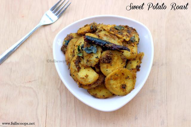 Sweet Potato Roast