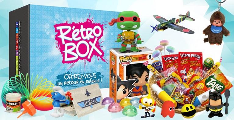 Rétro Box