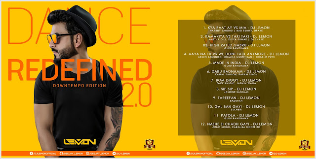 Dance Redefined 2.0 – DJ Lemon