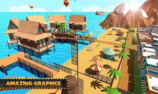 Paradise Island Craft MOD Apk - Free Download Android Game