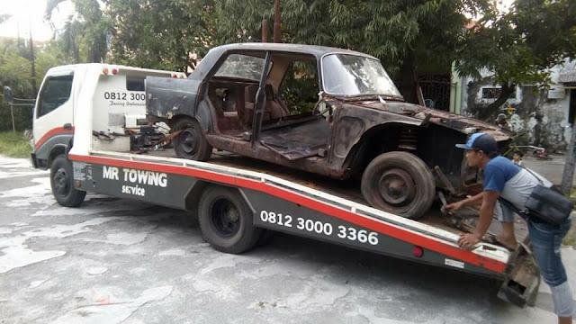 Jasa Mobil Derek Lamongan
