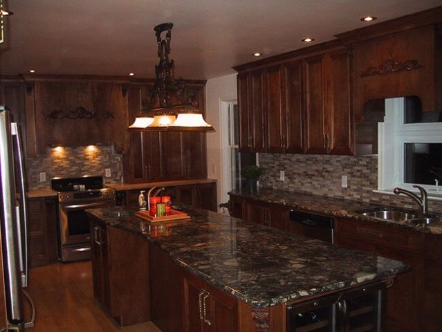 Sapphire Brown Granite : Sapphire brown granite countertops slab and prices