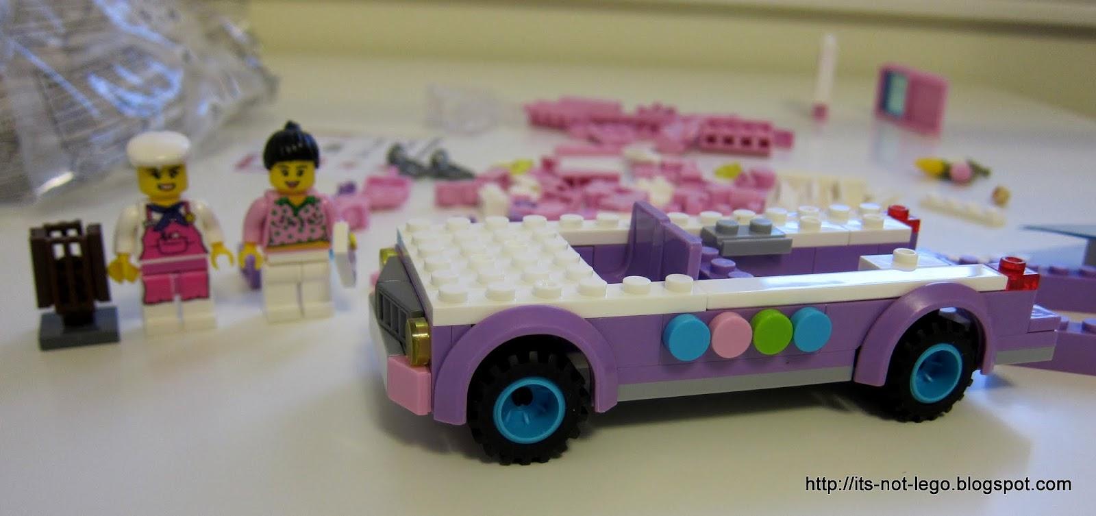 It's Not Lego!: Enlighten 1112 Ice Cream Truck set review