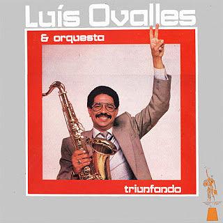 TRIUNFANDO - LUIS OVALLES (1983)