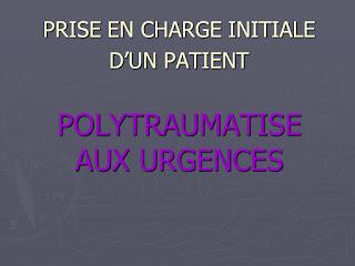 PRISE EN CHARGE INITIALE D'UN PATIENT POLYTRAUMATISE AUX URGENCES .pdf