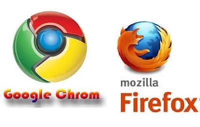 طريقة حفظ المفضلة في فايرفوكس وجوجل كروم قبل الفورمات