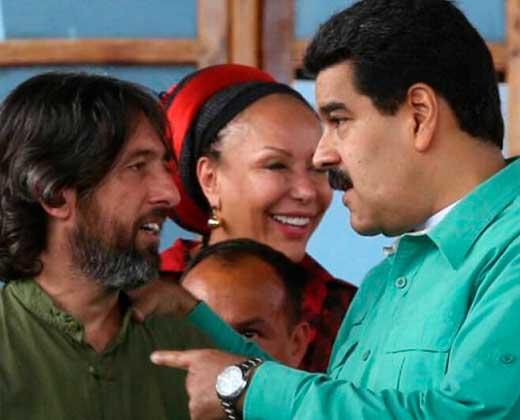 Maduro espera que un marxista español lo guíe a un milagro económico