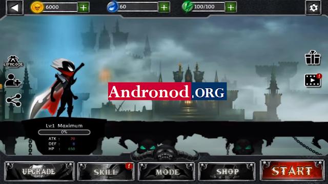 Stickman Legends: Shadow War v1.4.7 Mod Apk Terbaru