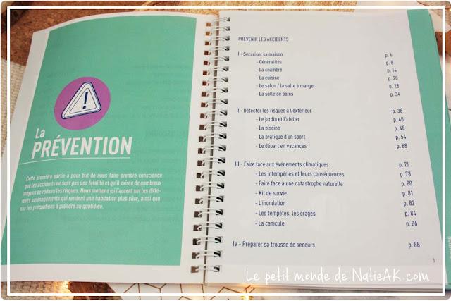 Le guide anti-accidents de Axa Prévention
