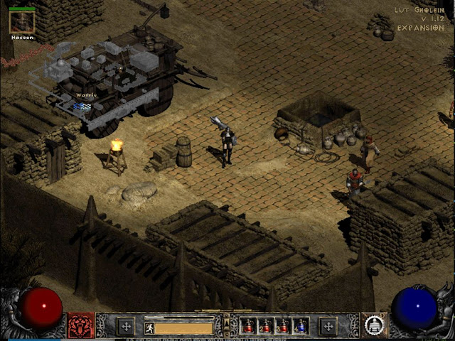 Diablo 1 and 2 PC Game Full Free Download Gameplay 1