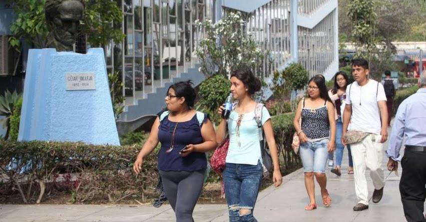 UNMSM: Mañana vence plazo de inscripción para postular a Universidad Nacional Mayor de San Marcos - www.unmsm.edu.pe