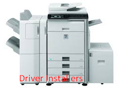 Sharp MX-M453 Driver Download and Installers