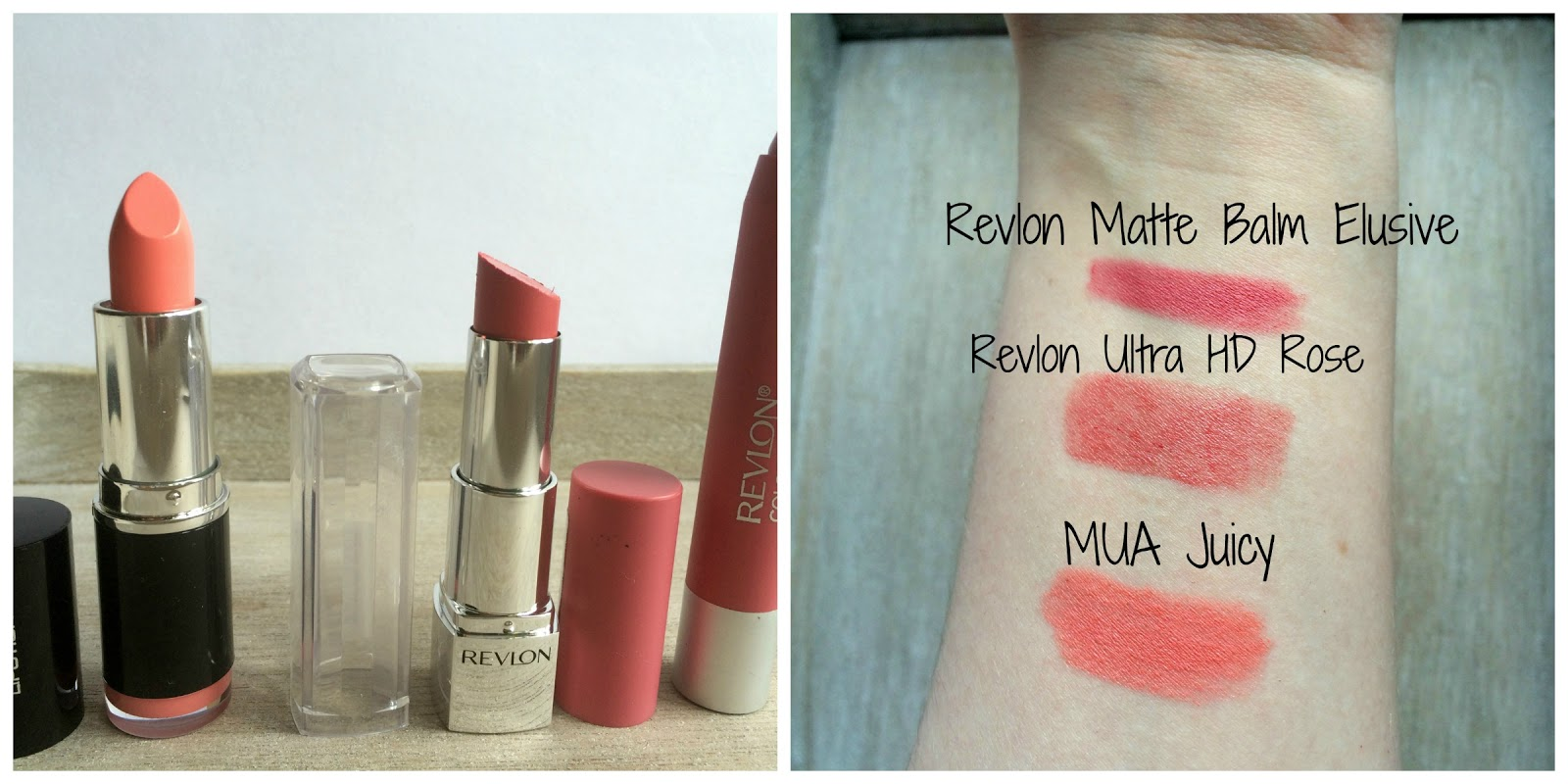 mua juicy revlon ultra hd rose matte elusive