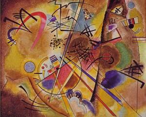 Pequeno Sonho em Vermelho - Kandinsky e suas pinturas | O pioneiro da arte abstrata
