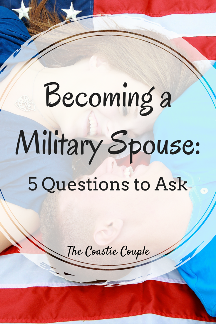 For all who are in the military, I'd like to ask some questions?
