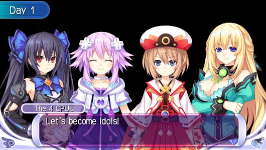 Hyperdimension Neptunia Producing Perfection (PS Vita)
