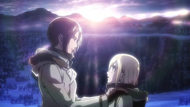 الحلقة الخامسة من Shingeki no Kyojin S2 مترجمة