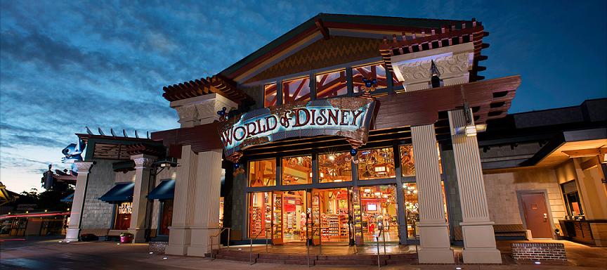 Disney Springs Shoe Stores