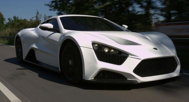 The 1250 Horsepower Supercar You Never Heard of: Zenvo ST1