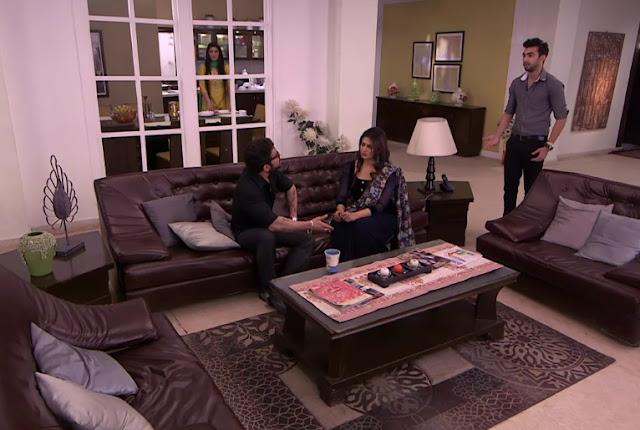 Sinopsis Mohabbatein ANTV Episode 445
