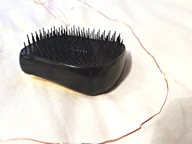 tangle teezer review on thick hair