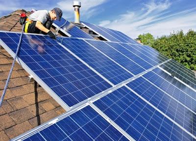 Harga Listrik Rooftop Panel Surya
