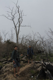 foto tips rute pendankian puncak gunung bawakaraeng motor