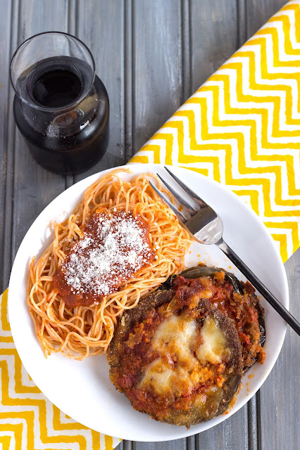 Eggplant Parmesan | Cooking on the Front Burner