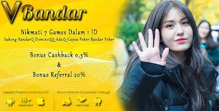 Trik Judi BandarQ Online VBandar.info