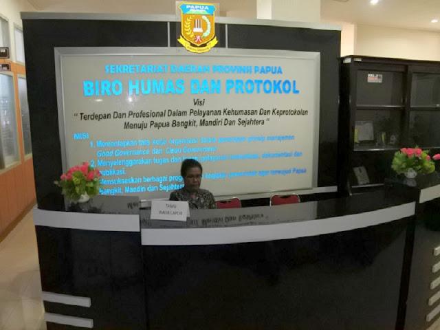 SKPD di Provinsi Papua Wajib Sediakan Website Untuk Informasi Publik