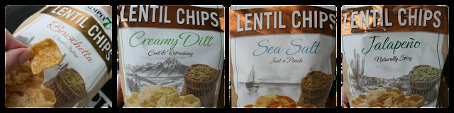 Simply7 Lentil Chips