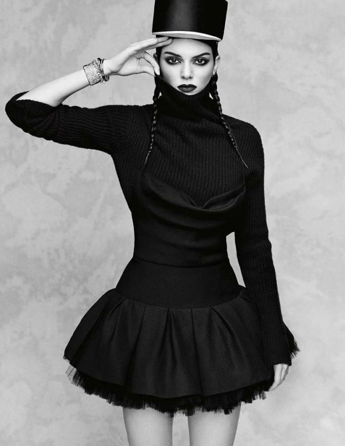 Kendall Jenner – Vogue Japan October 2016