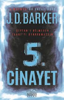 5. Cinayet - J. D. Barker