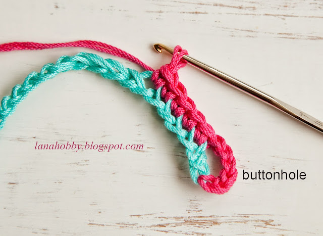 Crochet Beaded Necklace Free Pattern Tutorial