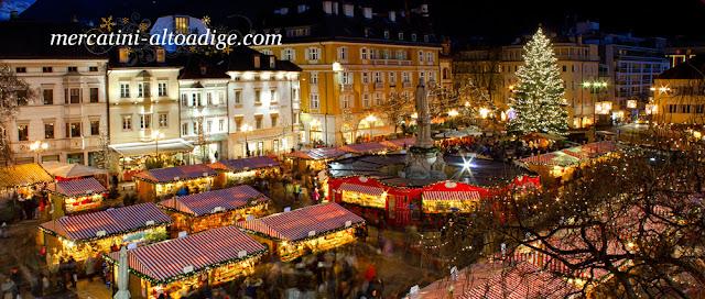 buongiornolink - Non solo Natale le curiosità del Mercatino di Bolzano VIDEO