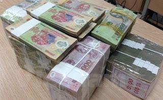 Máy đếm tiền Oudis 2019A mini chính hãng