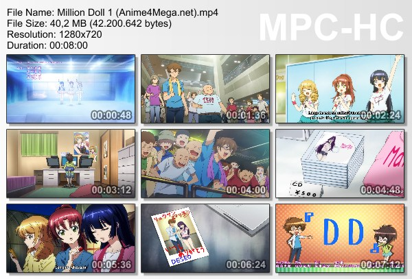 Million Doll Captuas 01