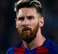 Messi é o terceiro atleta mais bem pago de 2017