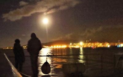 Pescaturismo Mallorca Salida del puerto de Palma