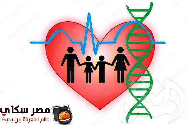 الصفات الوراثية والطباع وتكونها فى الرحم Genetic traits