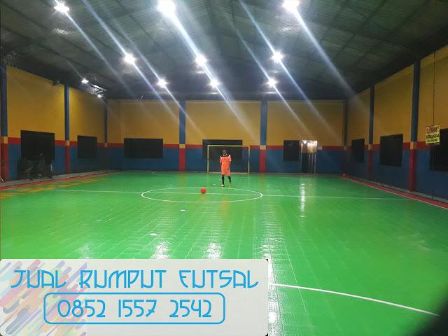Jual Interlock Futsal Depok Murah