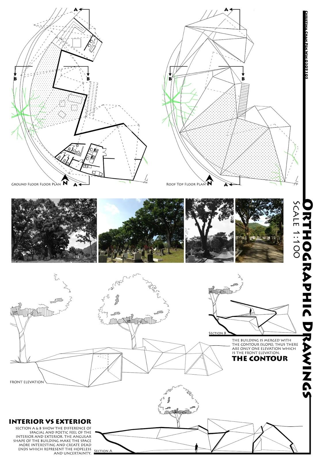 Architecture E-Portfolio: Design Studio Project 3: Visitor