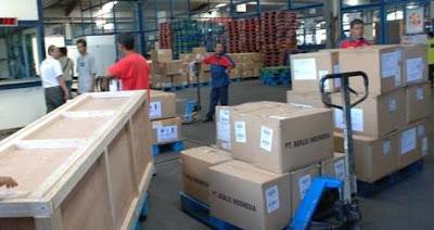 Perusahaan logistik indonesia berkembang