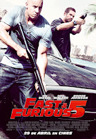Poster de Fast and Furious 5