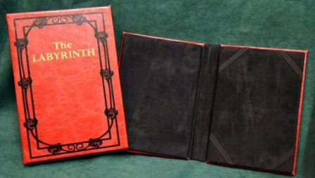 Labyrinth book E-reader